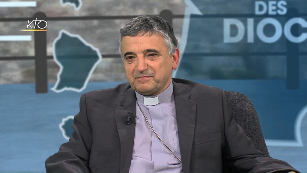 La Vie des Diocèses, avec Mgr Dominique Lebrun