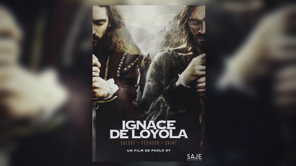 Film affiche Ignace de Loyola