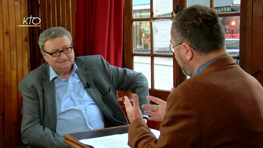 Philippe Raynaud dans Conversations philosophiques
