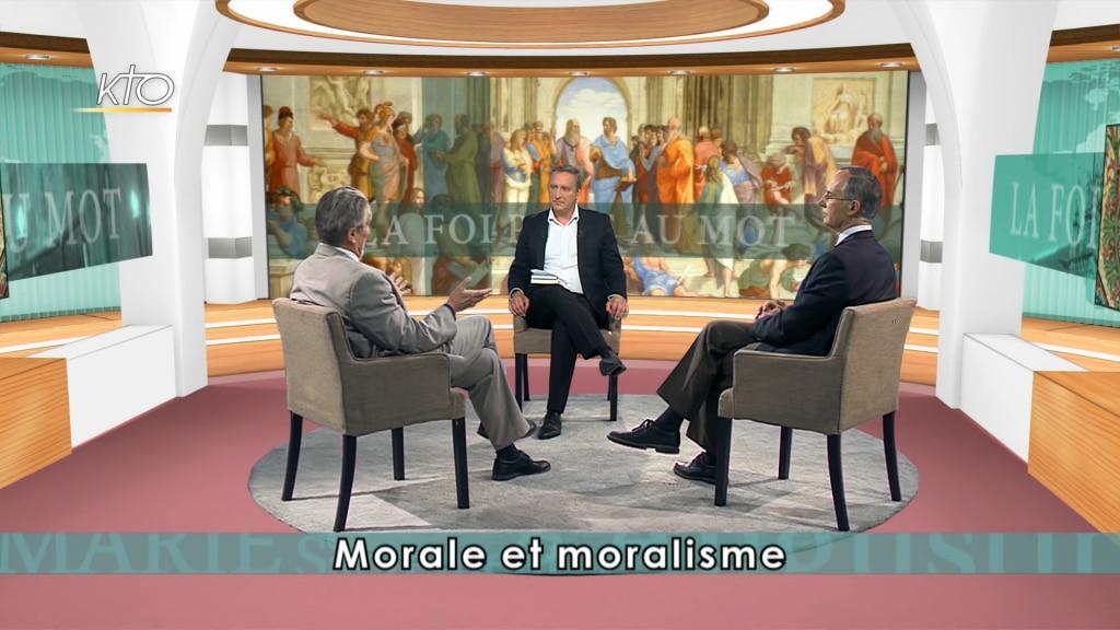Morale et moralisme dans l'émission La Foi prise au mot