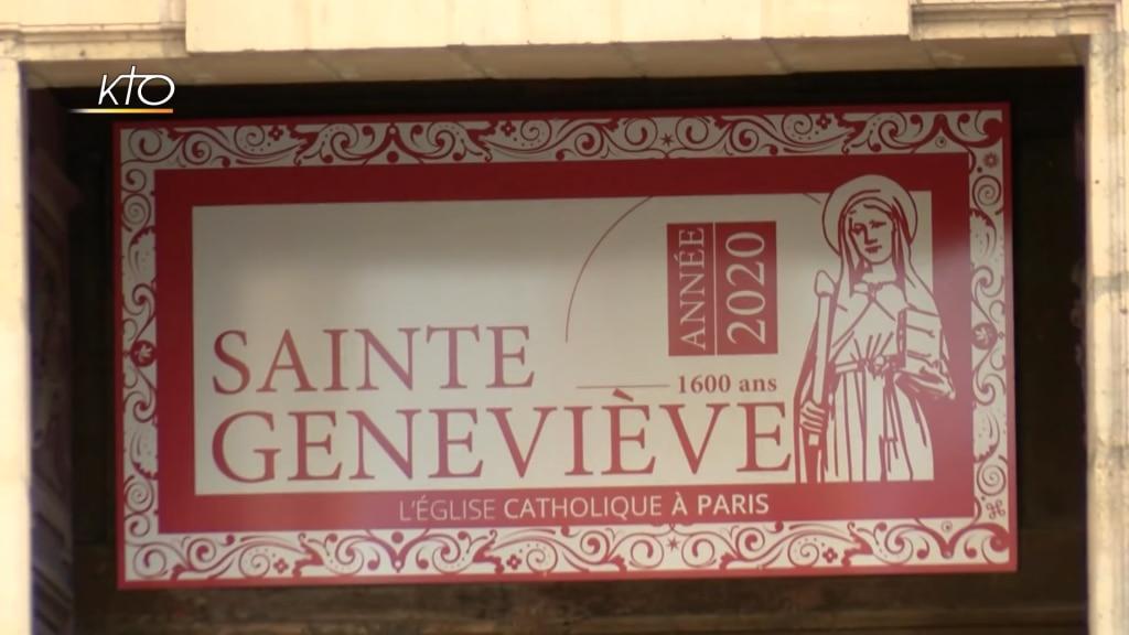 Magazine Hors les Murs les 1600 ans de sainte Geneviève