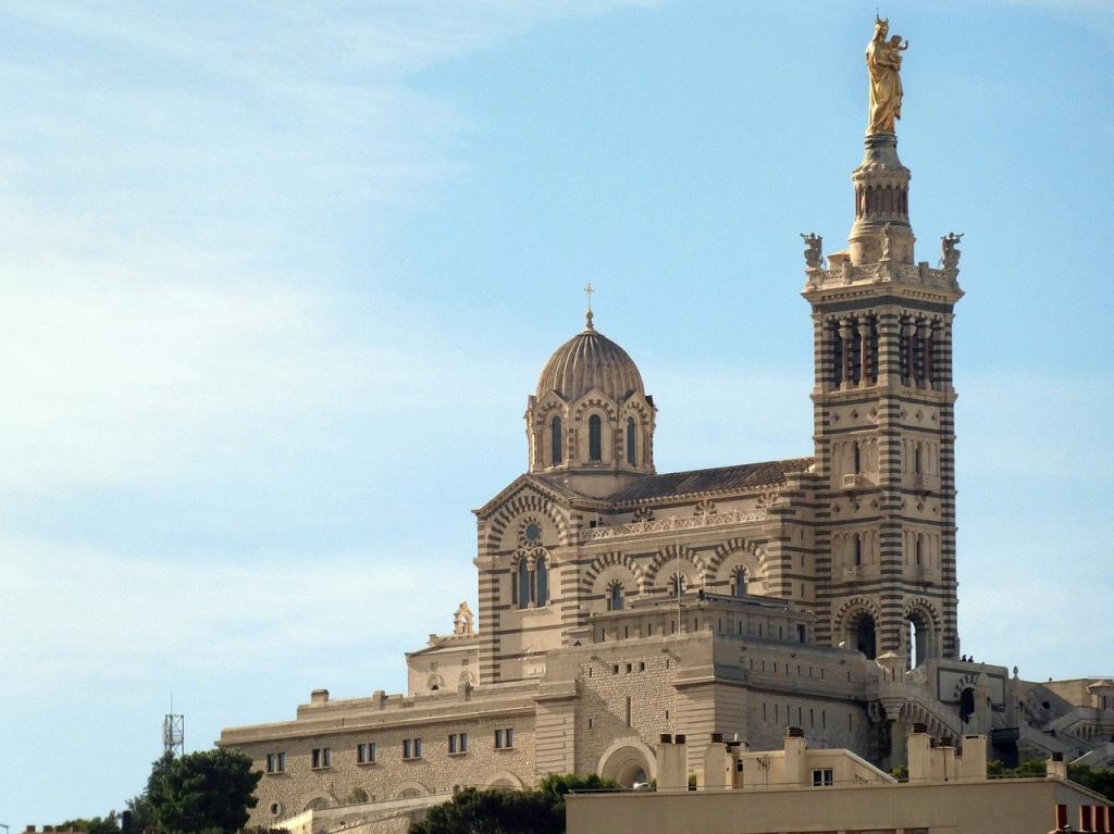 Laudes et Messe matin à Notre-Dame de la Garde