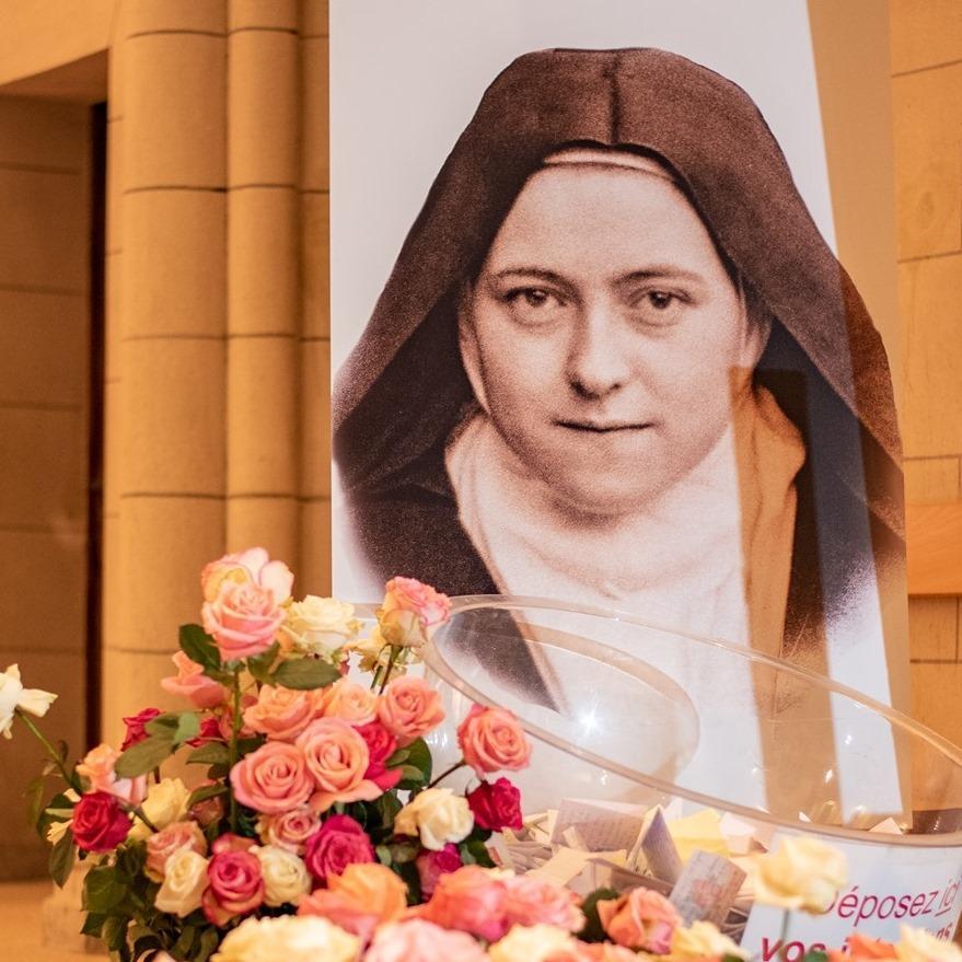 Célébration de sainte Thérèse de Lisieux