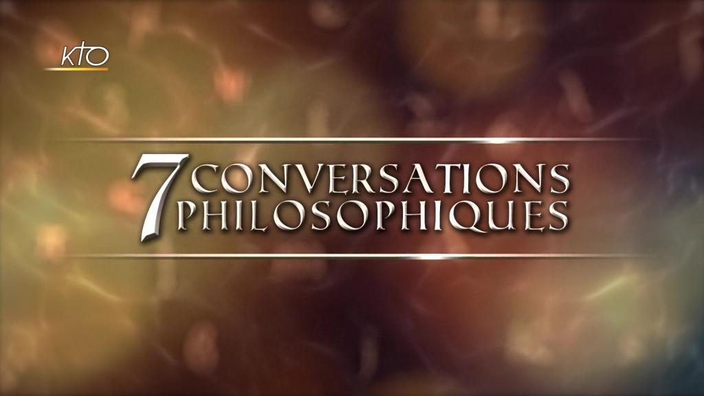 7 conversations philosophiques
