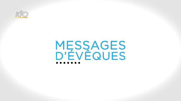 Messages d'évêques