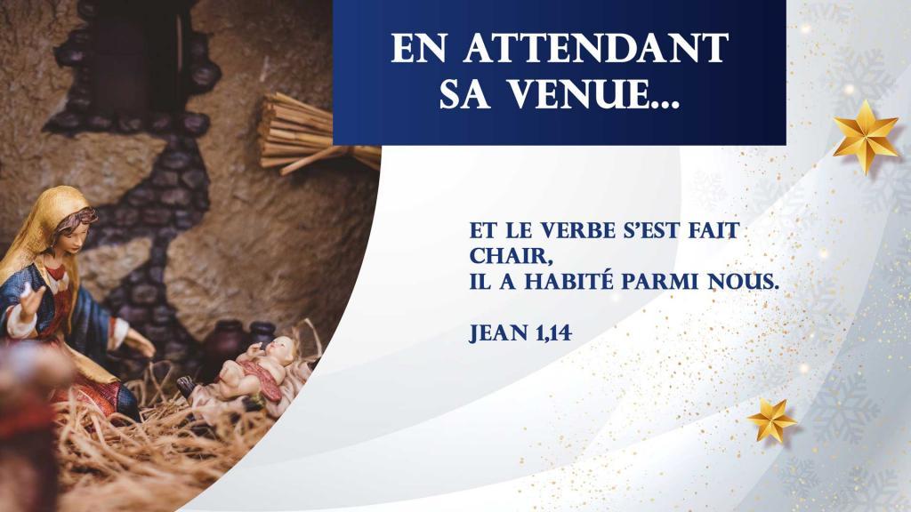Jean 1,14 Noël