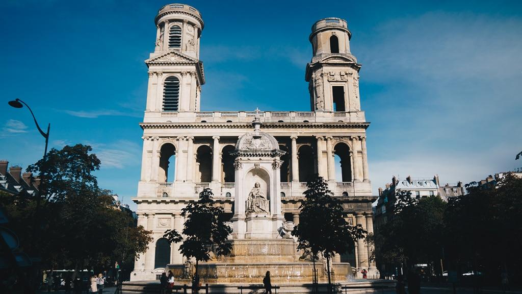 Direct à Saint-Sulpice