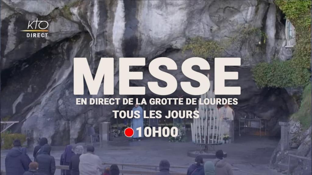 Messe-Lourdes