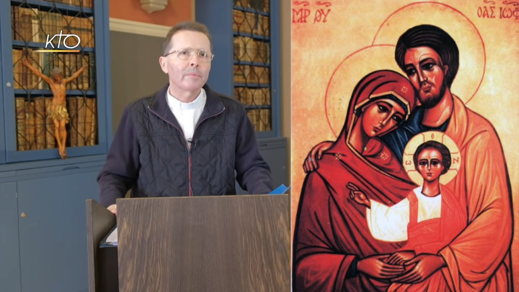 Autour de Saint Joseph le juste 2/4 : st Joseph le père