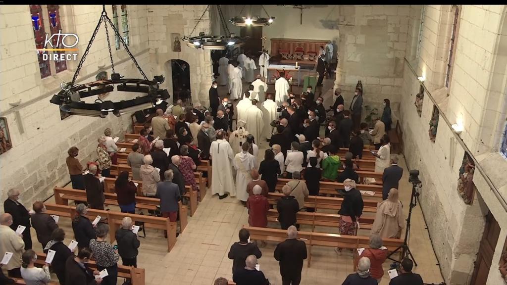 Messe du souvenir pour le père Jacques Hamel