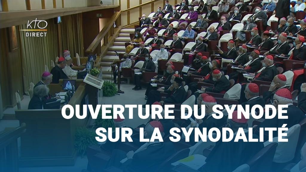 Synode sur la synodalité