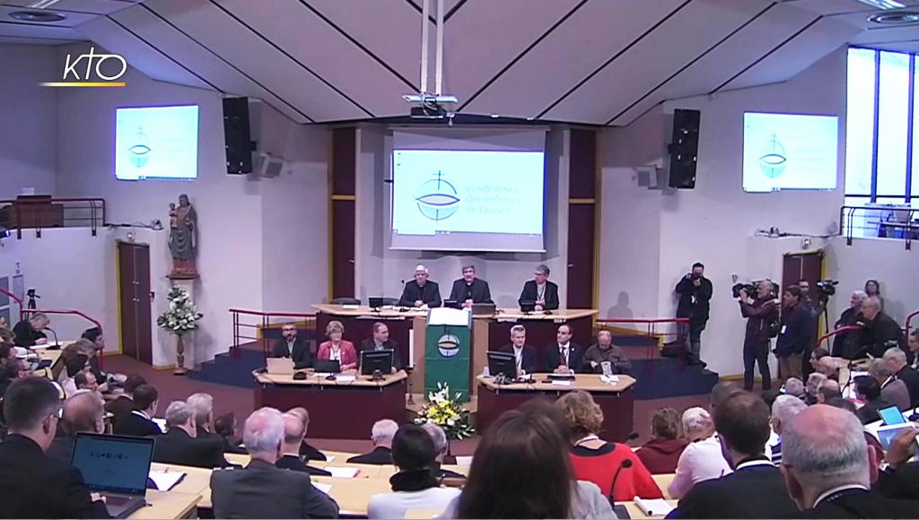 Conférences des Evêques de France