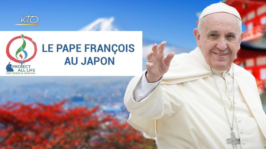 Le Pape François au Japon