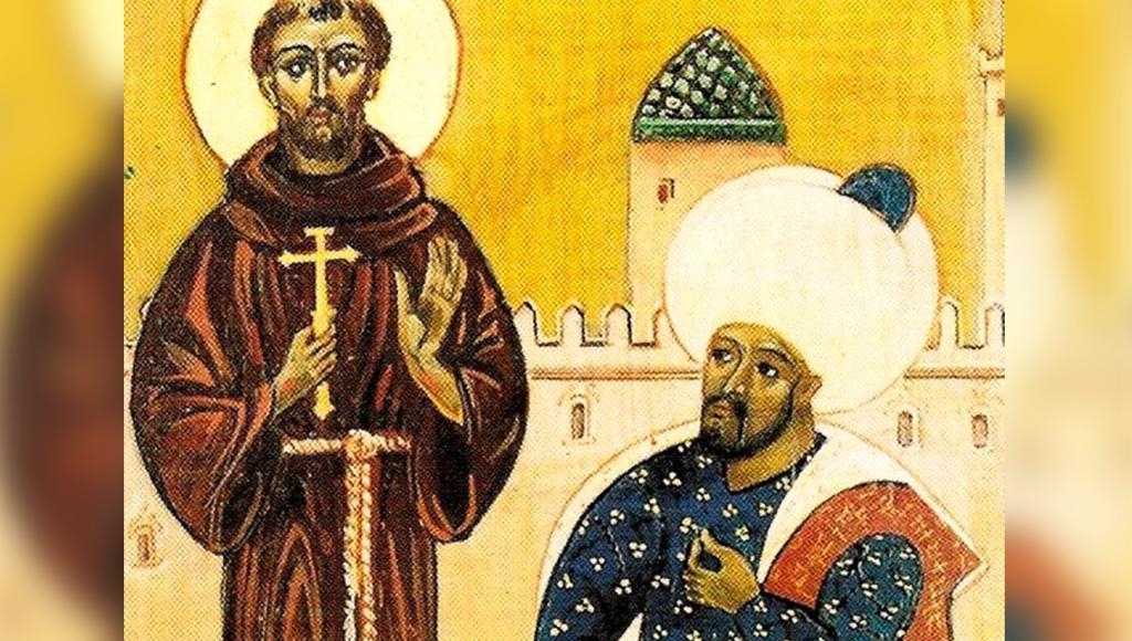 Egypte : sur les traces de saint François dAssise — KTOTV