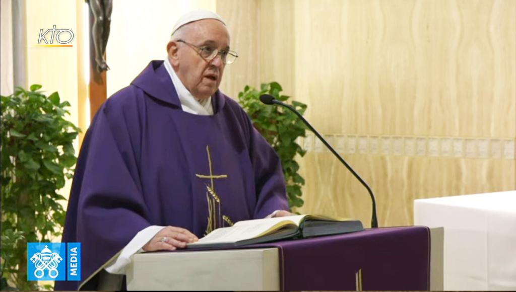 pape ste marthe