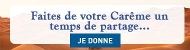 Bannière Carême 2021