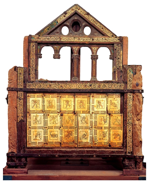 chaire de saint pierre relique